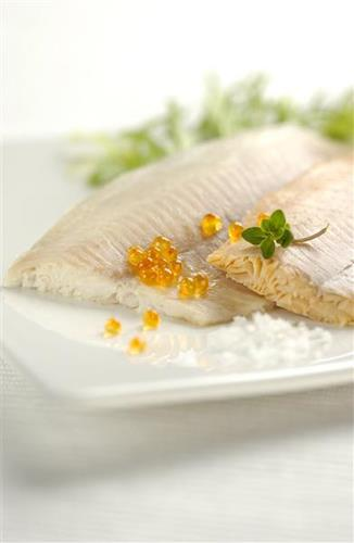 Hot smoked trout filet - Smoked fish