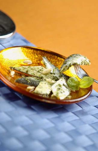Natural anchovies - Appetizer & Tapas